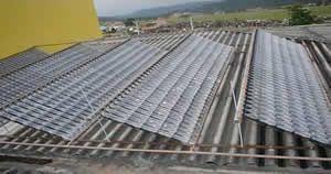 como fazer sistema de energia solar caseiro